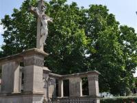 Marterl und Wegkreuze Reichmannshausen Kriegerdenkmal