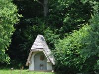 Marterl und Wegkreuze Reichmannshausen Waldkapelle am Essigbrünnlein